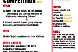 020 Essay Example Wlc2019 Flyer Img Amazing Chinese Language Writing Letter Format Topics