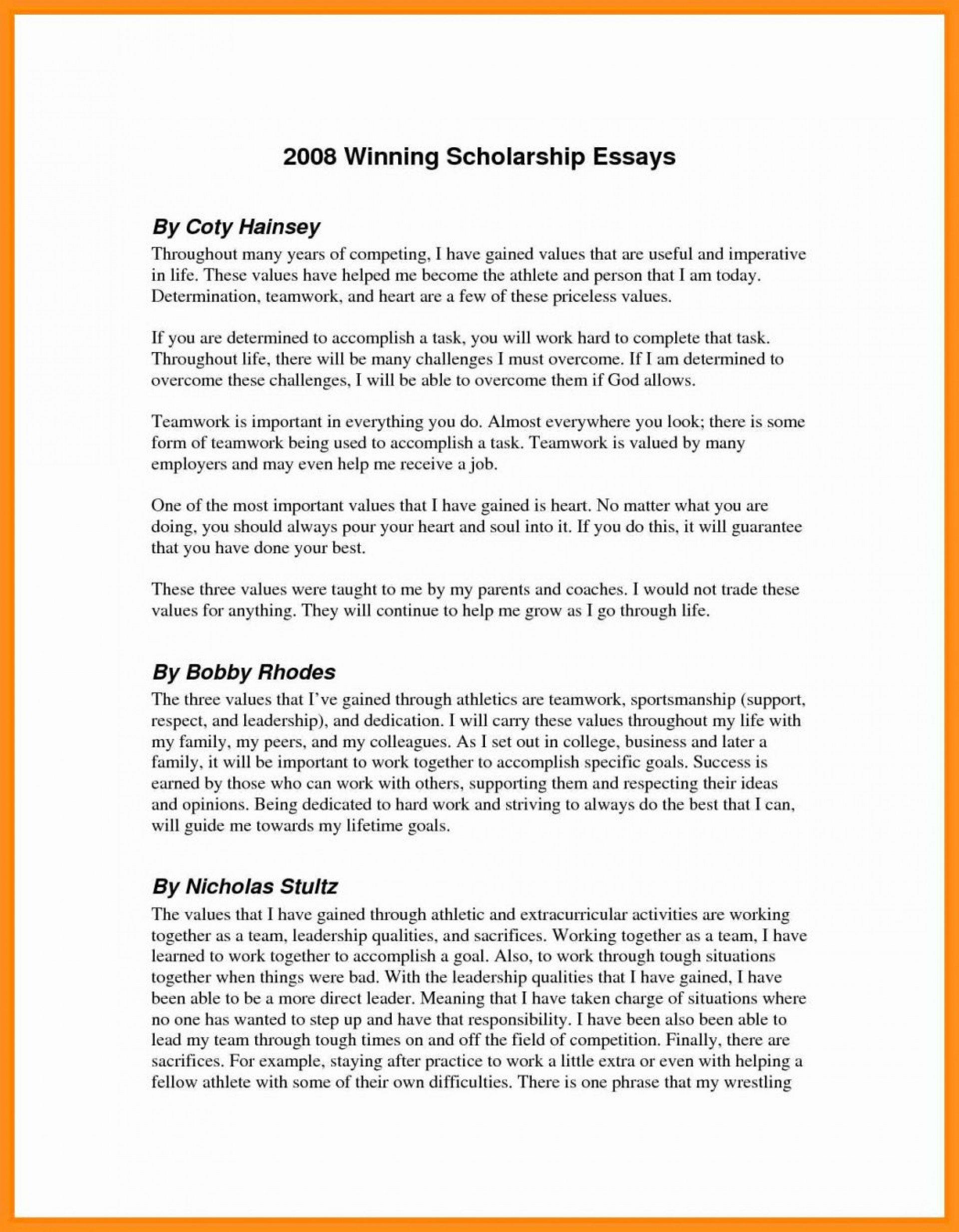 020 Examples Of Scholarshipsay Winning Resume Financi Pdf Career Goals Nursing About Yourself Financial Need Words Why Do You Deserve This Single Mother 1048x1347 Word Dreaded 500 Scholarship Essay Samples How To Write A 1920