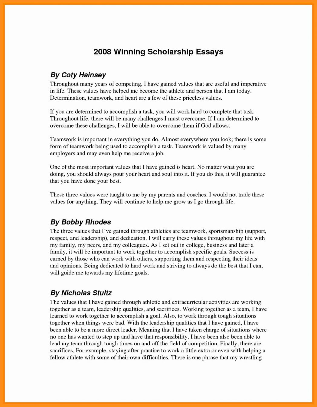 020 Examples Of Scholarshipsay Winning Resume Financi Pdf Career Goals Nursing About Yourself Financial Need Words Why Do You Deserve This Single Mother 1048x1347 Word Dreaded 500 Scholarship Essay Samples How To Write A Full
