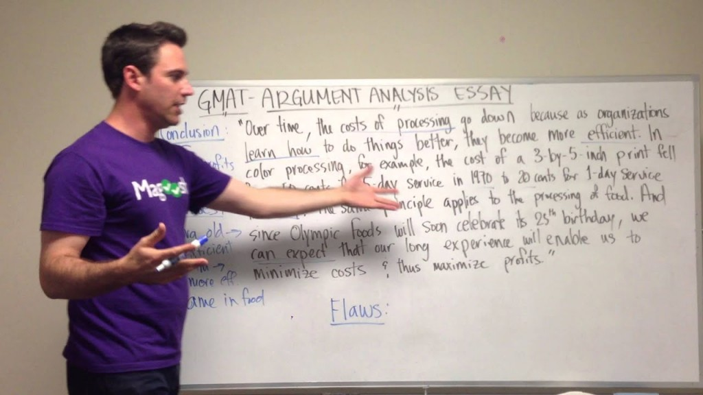 020 Gmat Essays Maxresdefault Top Essay Examples Argument Sample 6 Awa Large