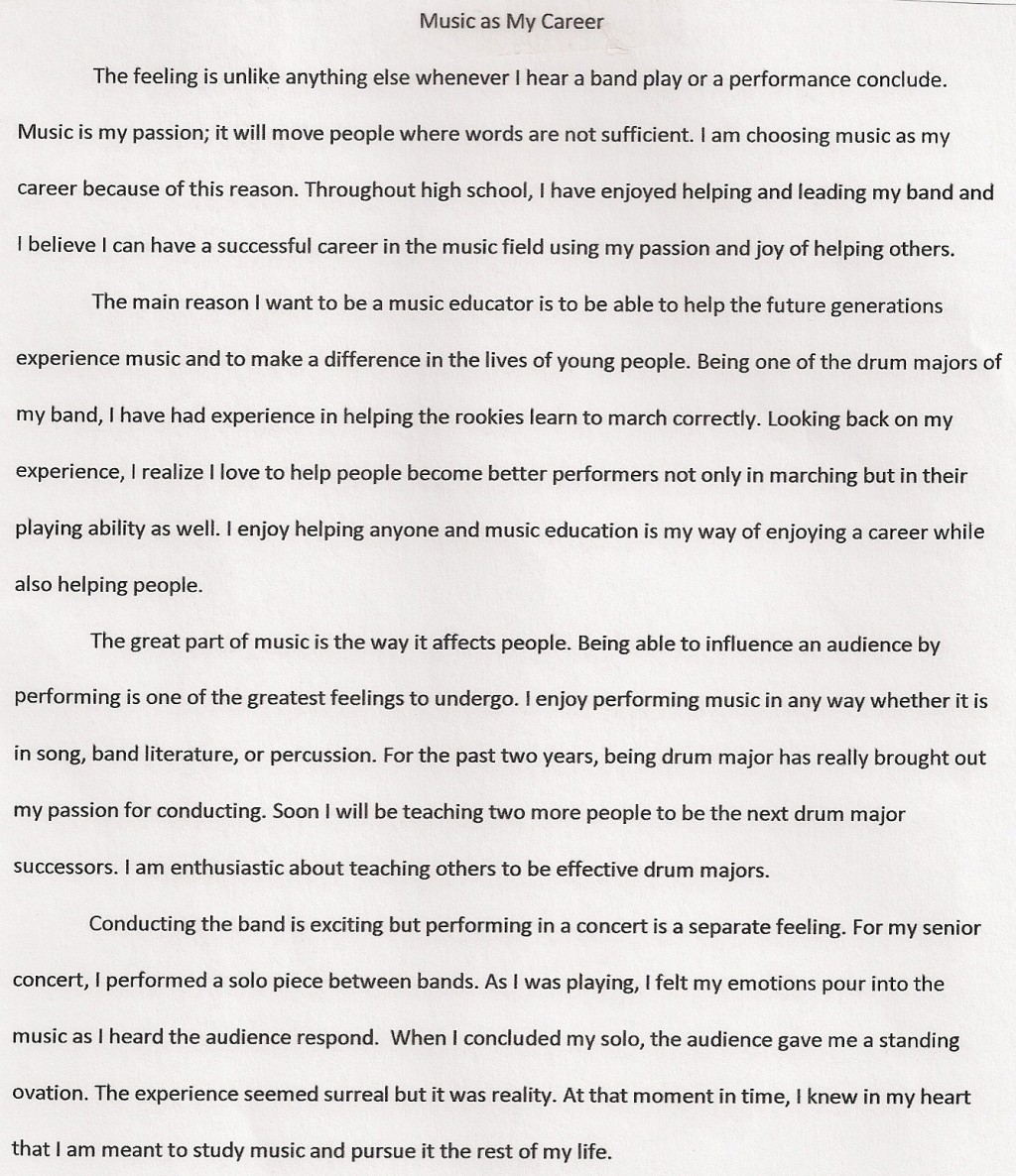 020 Graduation Essay Example Excellent Sample High School Essays For 8th Grade Large
