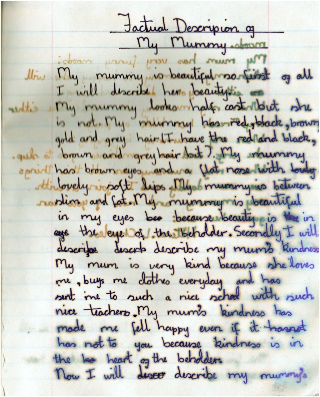 020 Letter To My Mother Love Mom Essay How Write Papers About Example Phenomenal Mothers Wikipedia In Tamil On Gujarati Large