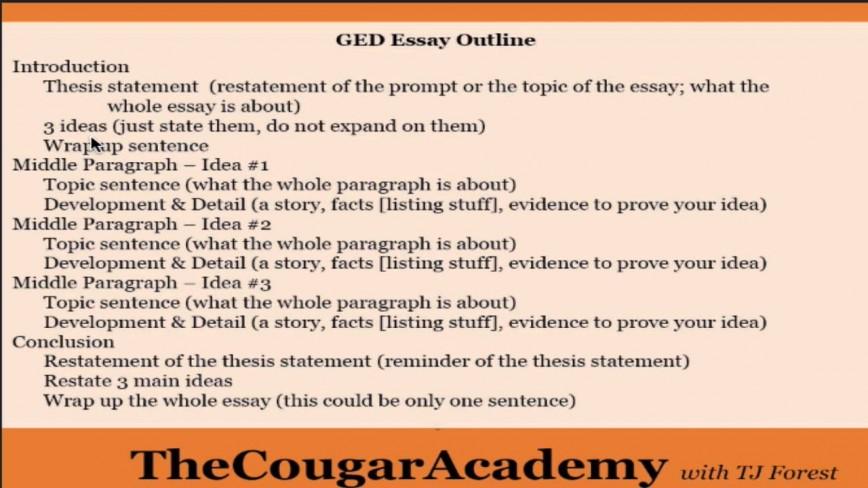 020 Maxresdefault Sample Ged Essays With Scores Essay Rare Pdf