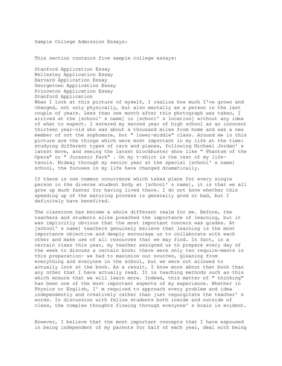 Self assessment report nba 2013 mix
