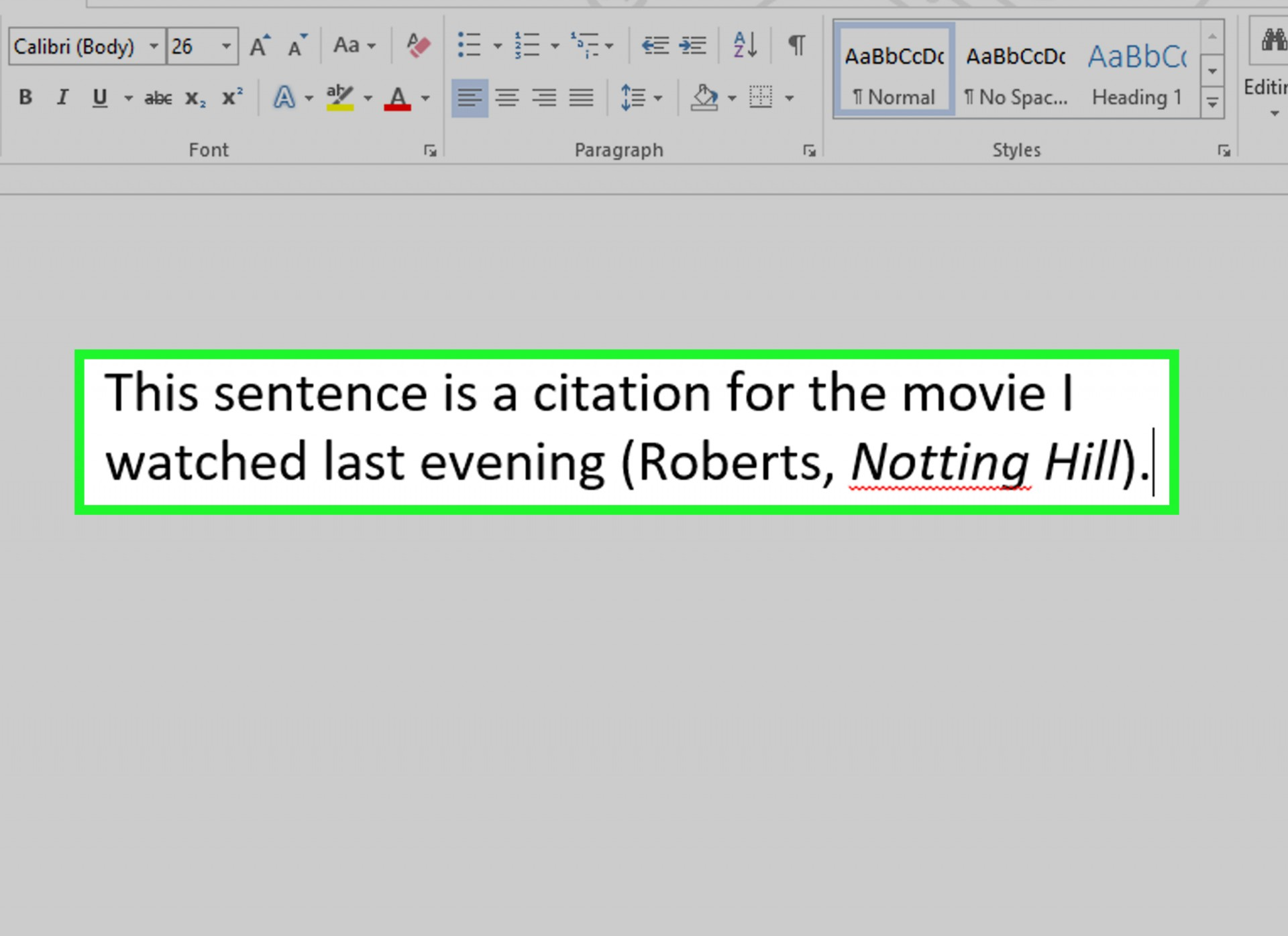 020 Mla Essay Citation Example Cite Movie Using Style Step Version Fantastic Within Book Format In 1920