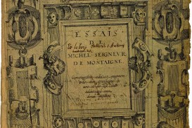 020 Montaigne Essays Les Essais Org Title Page Essay Archaicawful Summary On Experience Quotes Best Translation