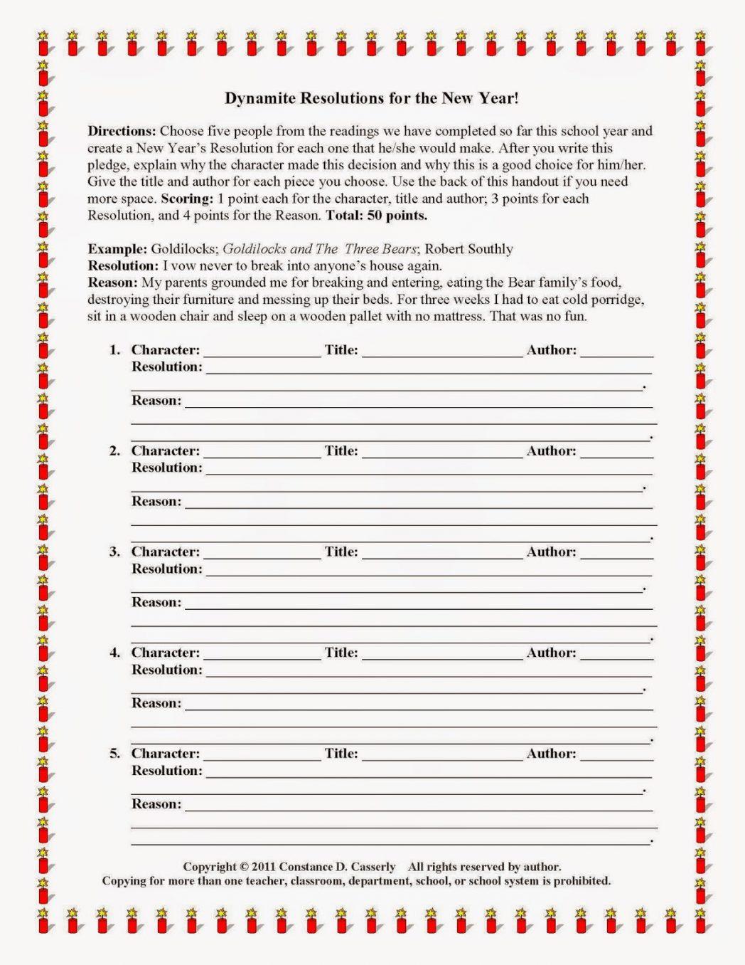 020 My New Year Resolution Essay Example On Grammar Write An Happy Activitydynamiteresolutionsforthenewyearwhitebackg Singular High School Student 2019 For Class 5 Full