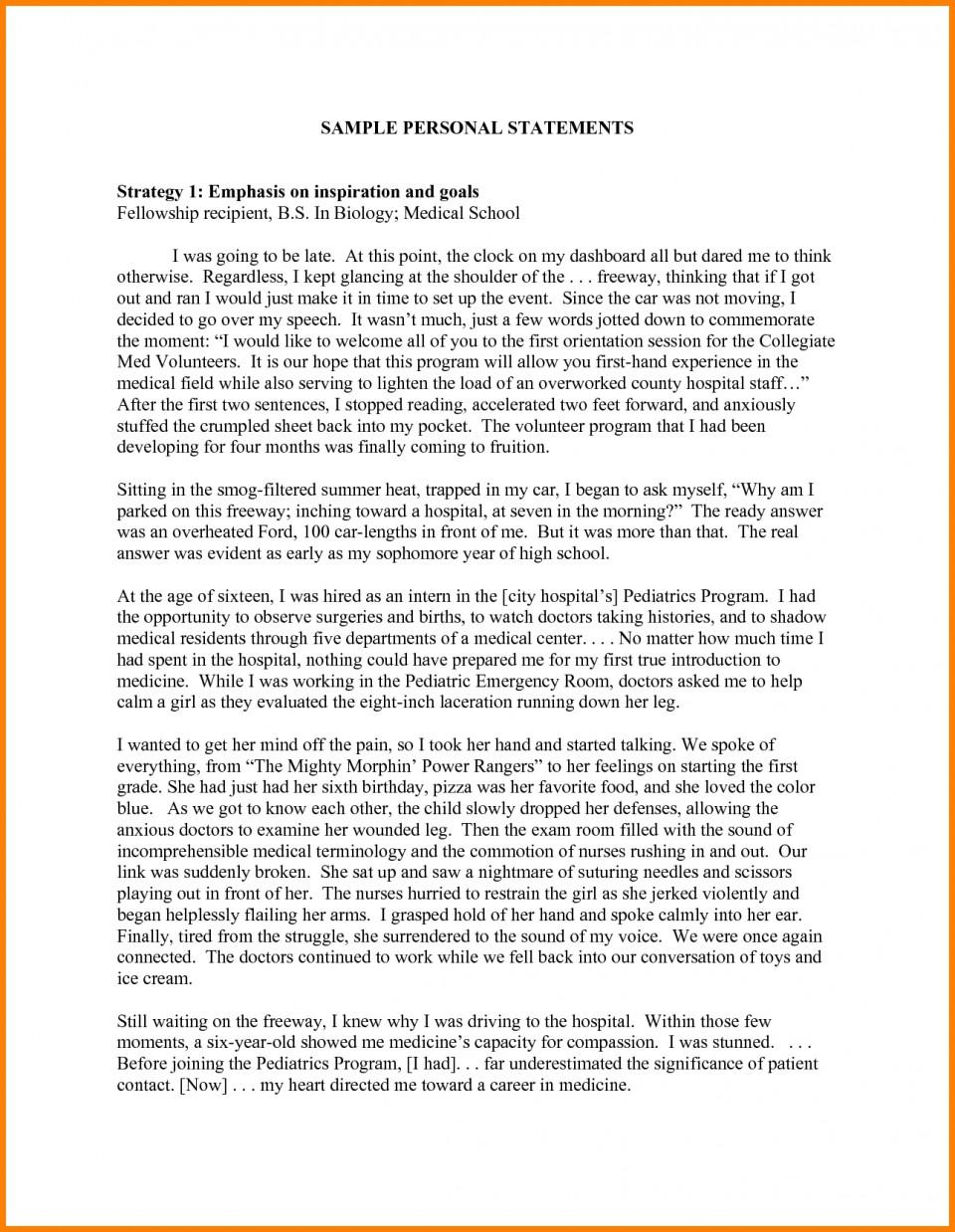 Sample appliation essay for nursing school
