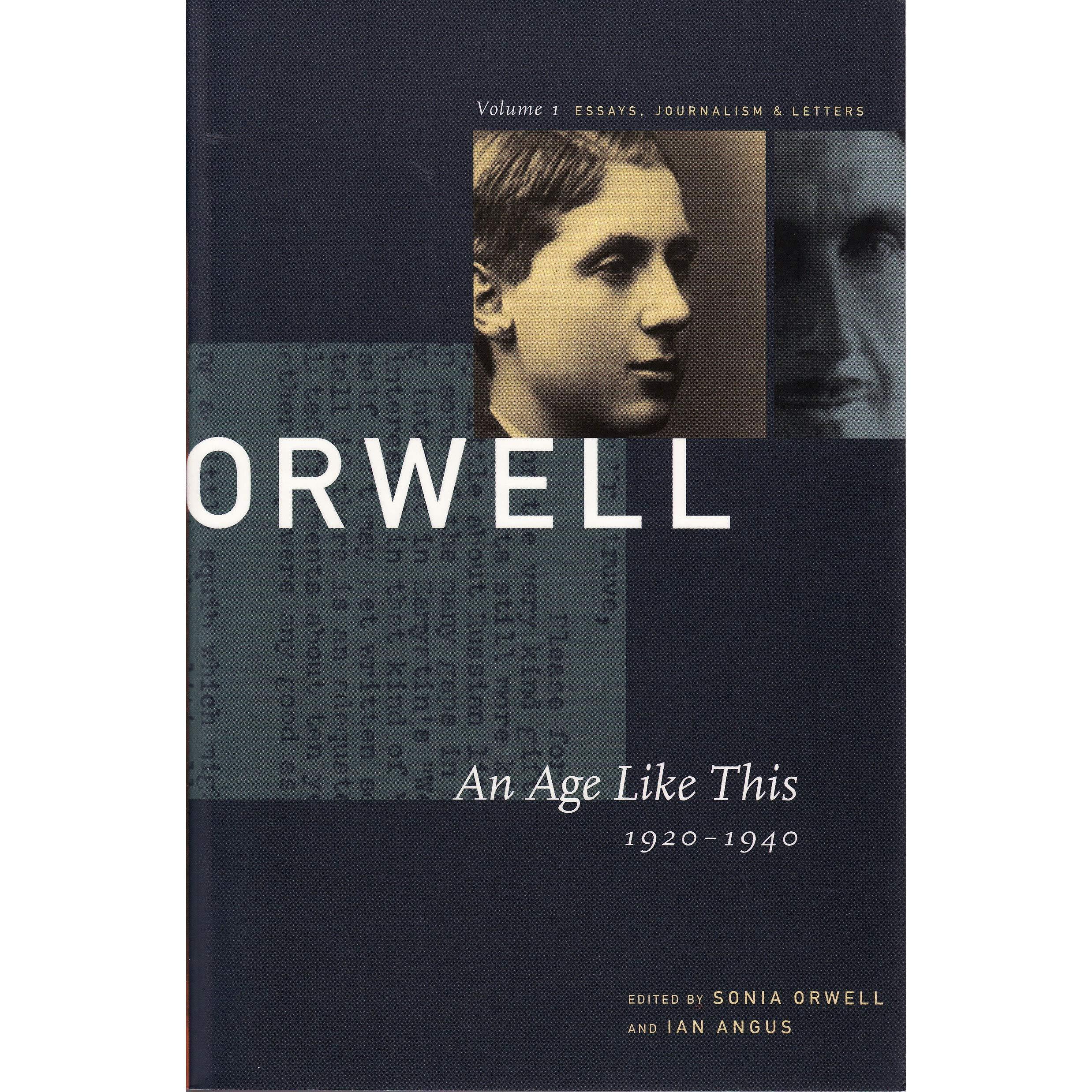 020 Orwell Essays Essay Example  Uy2476 Ss2476 Singular Themes Epub George Pdf DownloadFull