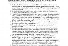 020 Persuasive Essay Prompts Good Topics Amazing For College Argumentative High School