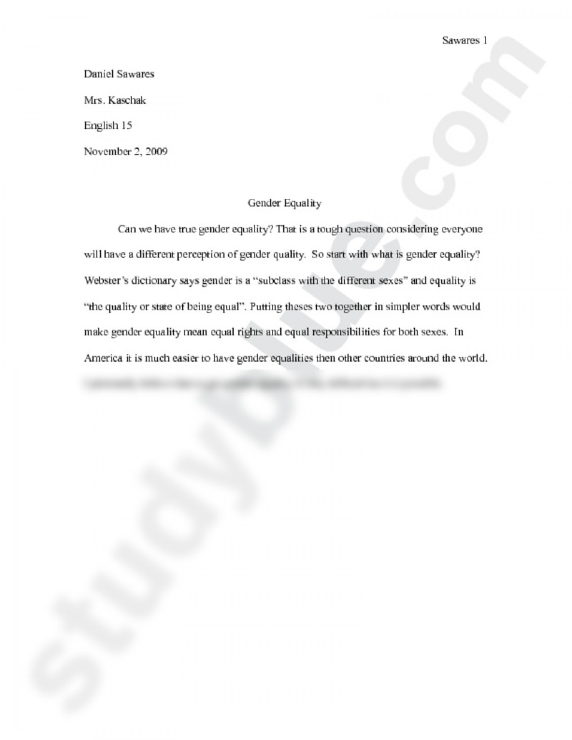 020 Preview0 Essay Example Gender Top Equality Outline Research Paper 300 Words 1920