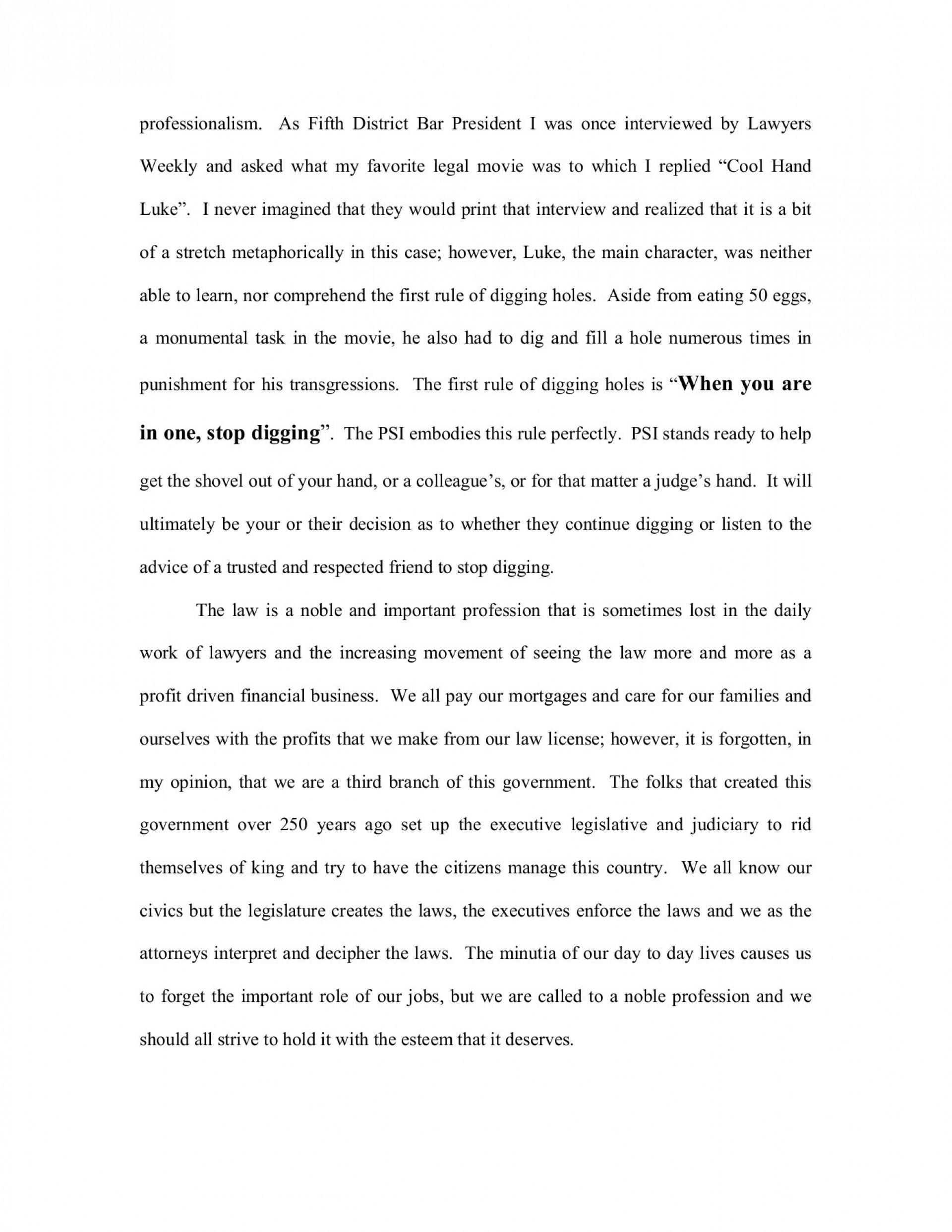 020 Professionalism Essay Sensational Pdf Conclusion Teacher 1920