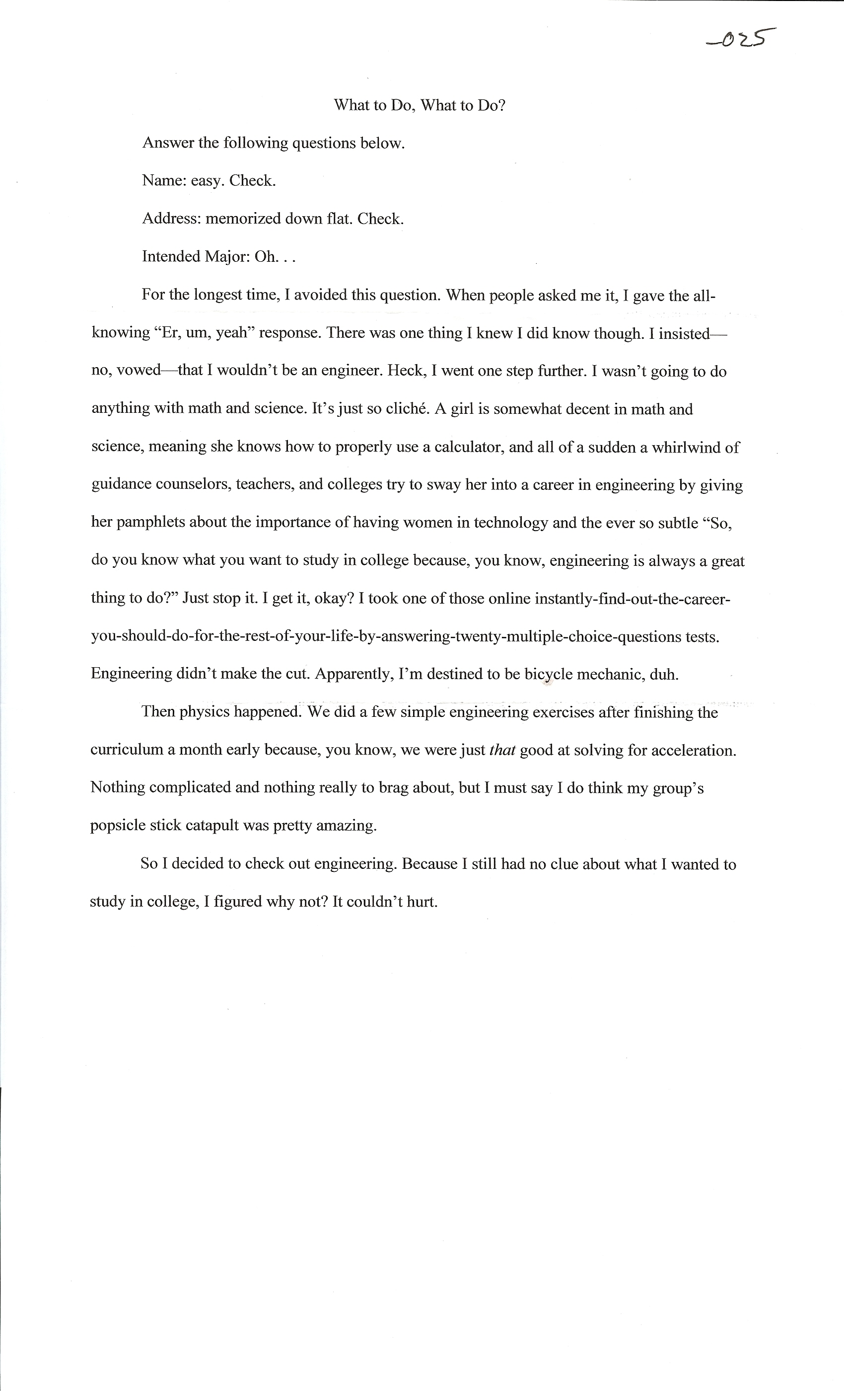 020 Scholarship Essay Titles Contest Writing Personal Caitlin Teague College Contests Student For High School Students Astounding 2019 Middle Full