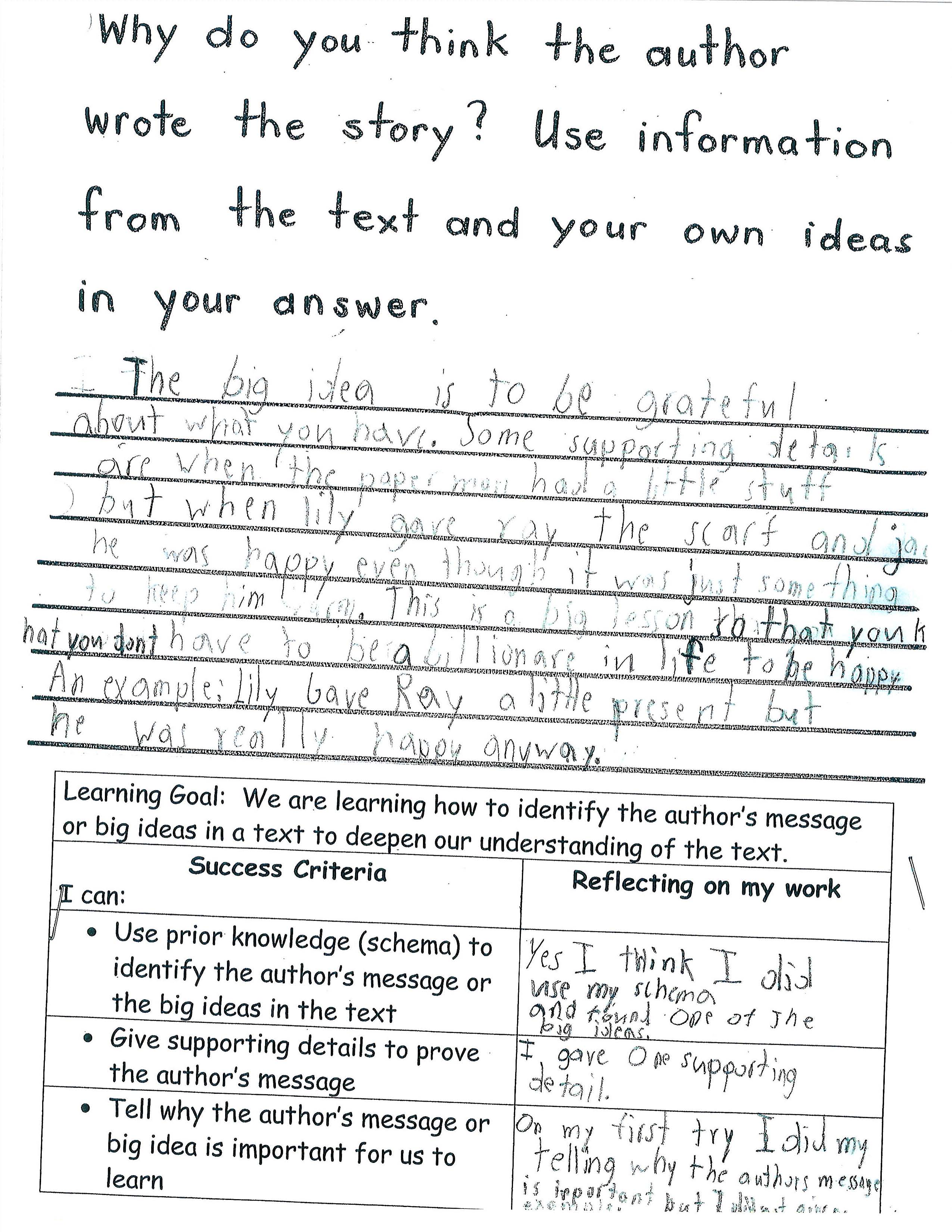 008 English Reflective Essay Example Awesome Self Awareness