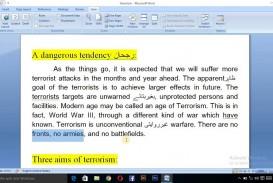 020 Terrorism Essay Example Wonderful Topics In English War On