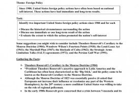 020 Thematic Essay Example 007368084 1 Fearsome Photo Examples Rubric Analysis Template