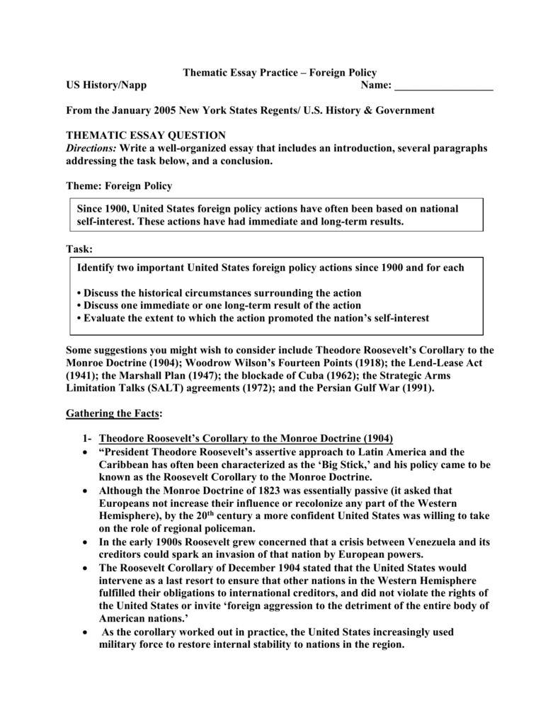 020 Thematic Essay Example 007368084 1 Fearsome Photo Examples Rubric Analysis Template Full