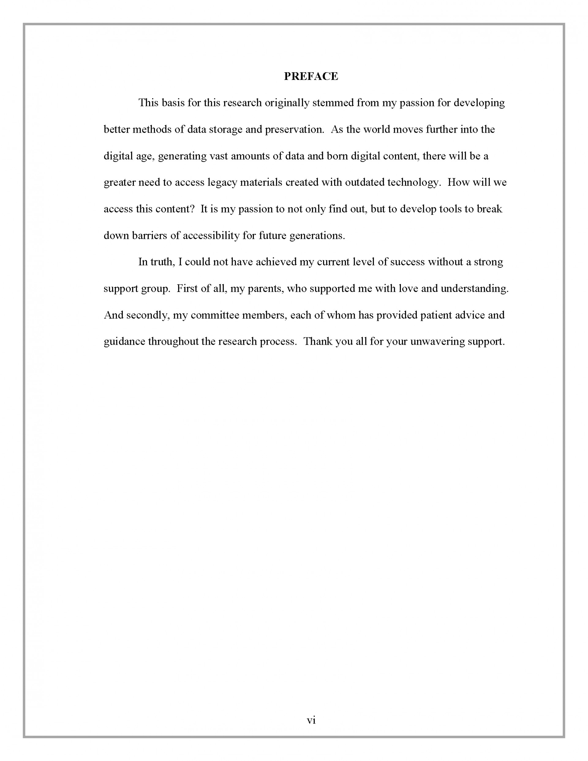020 Thesis Statement For Compare And Contrast Essay Example Preface Border Shocking Generator How To Make A 1920