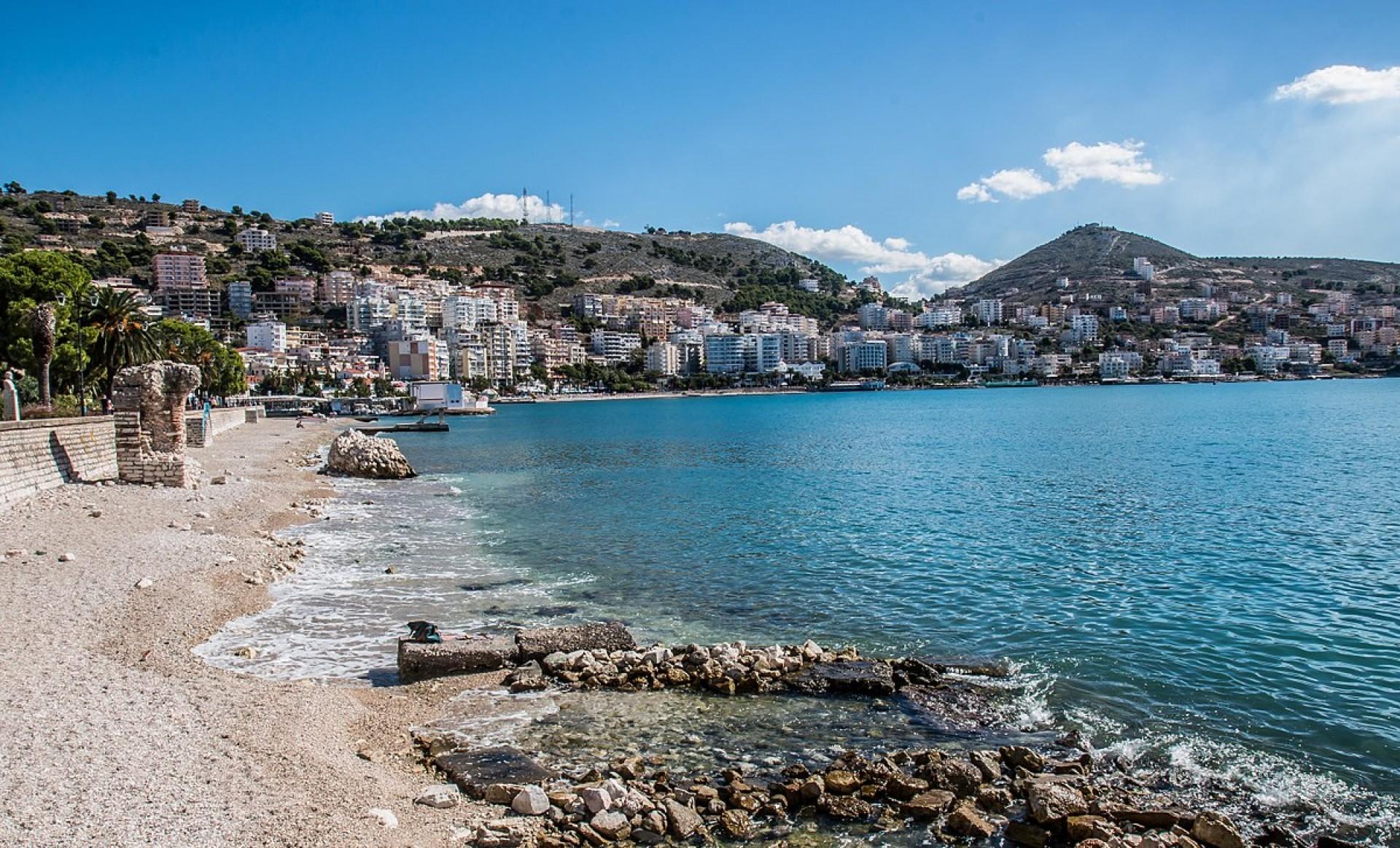 020 Tourism In Albania Essay 1200px City Of Saranda 2016 Unbelievable 1920