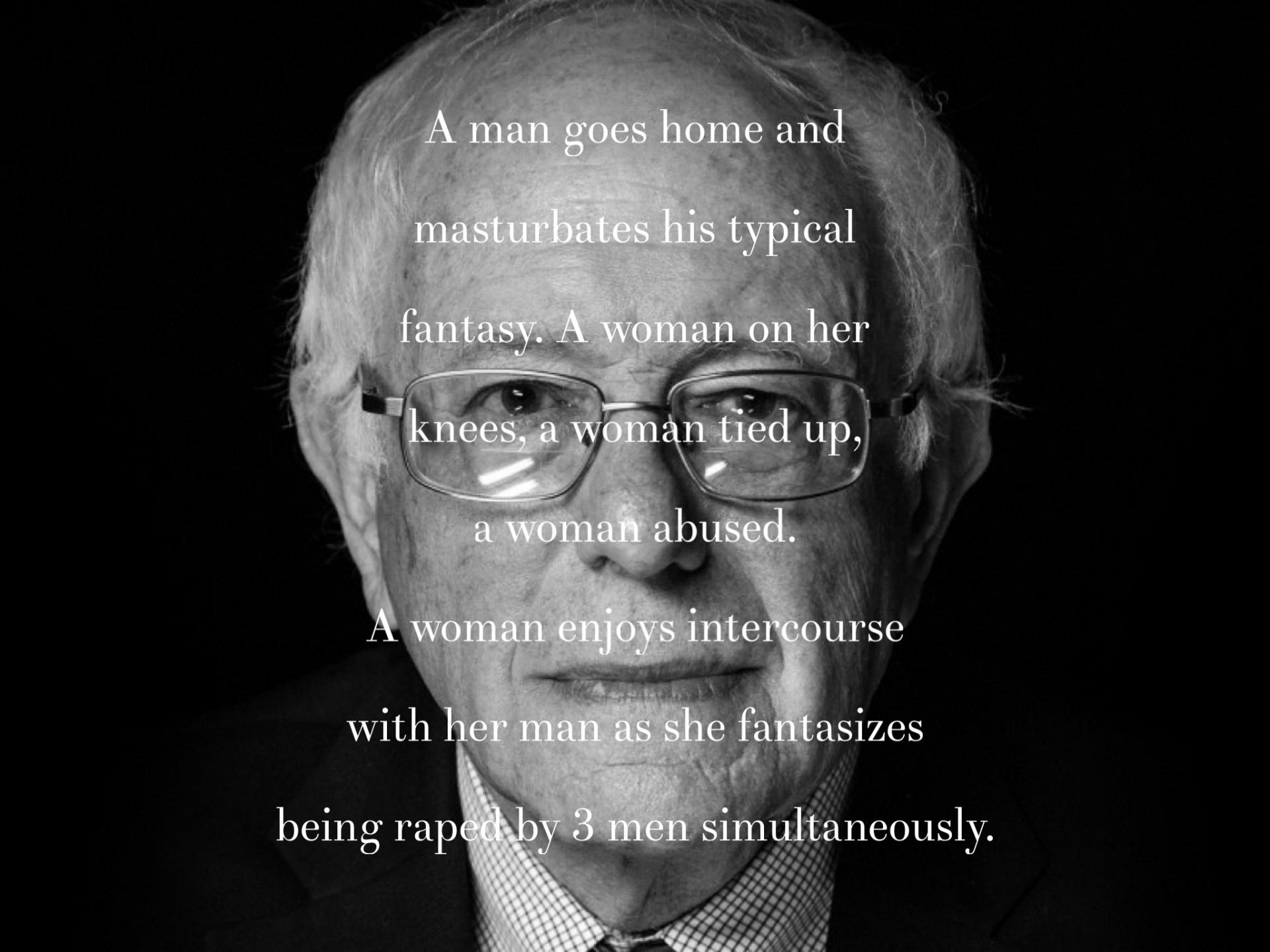 020 Vtbw2nywsfk11 Essay Example Bernie Sanders Phenomenal Rape 1920