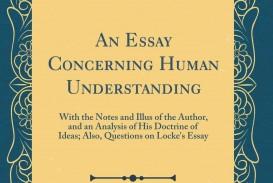 021 71zeizuftol John Locke Essay Impressive Concerning Human Understanding Book 4 On Pdf Summary