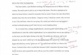 021 Autobiography Example Essay Autobiographysample2 Surprising Format For Students High School