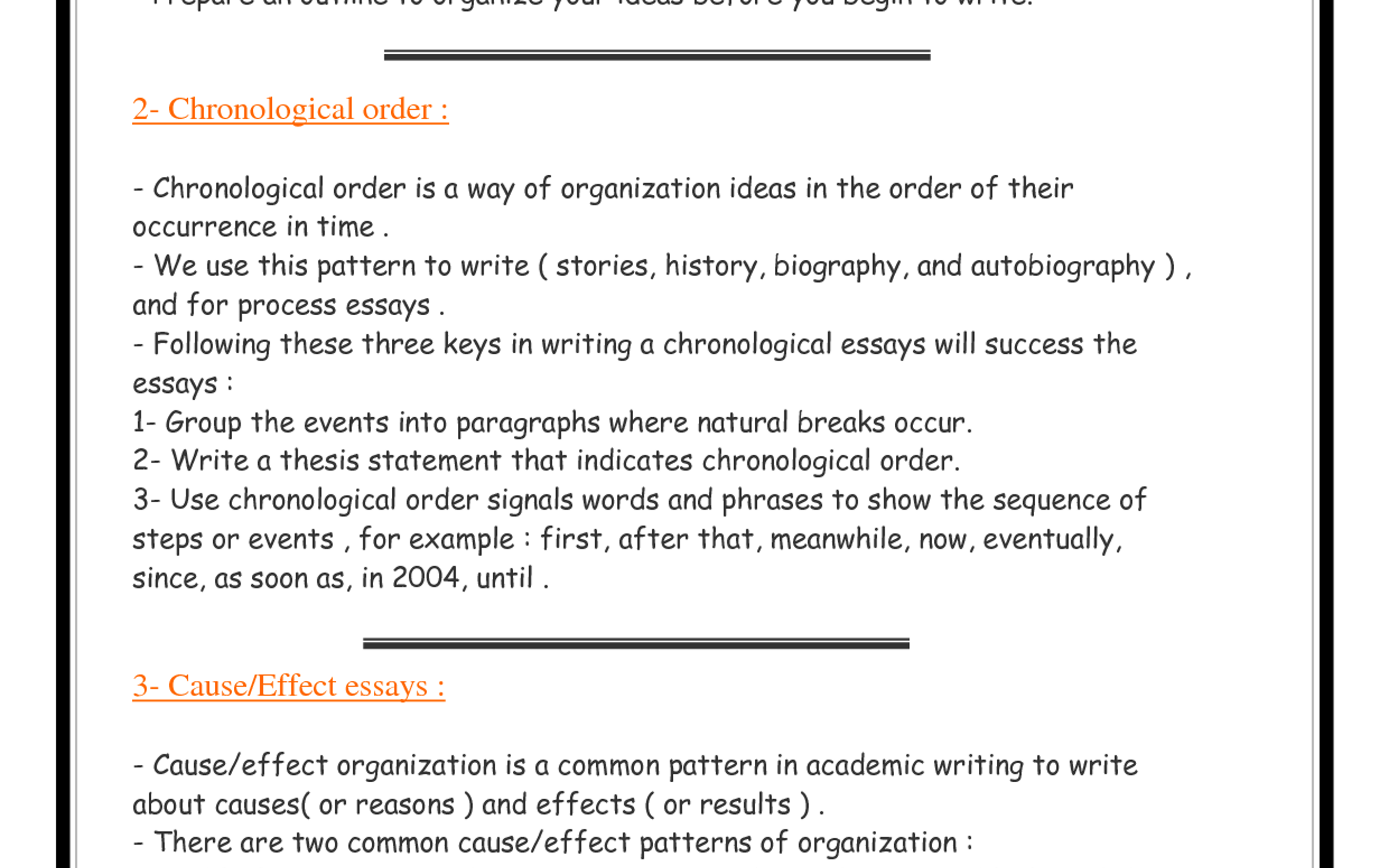 021 Cause And Effect Essay Example Template Pleasant Personal Achievement College Impressive Examples On Stress For Middle School Free Full