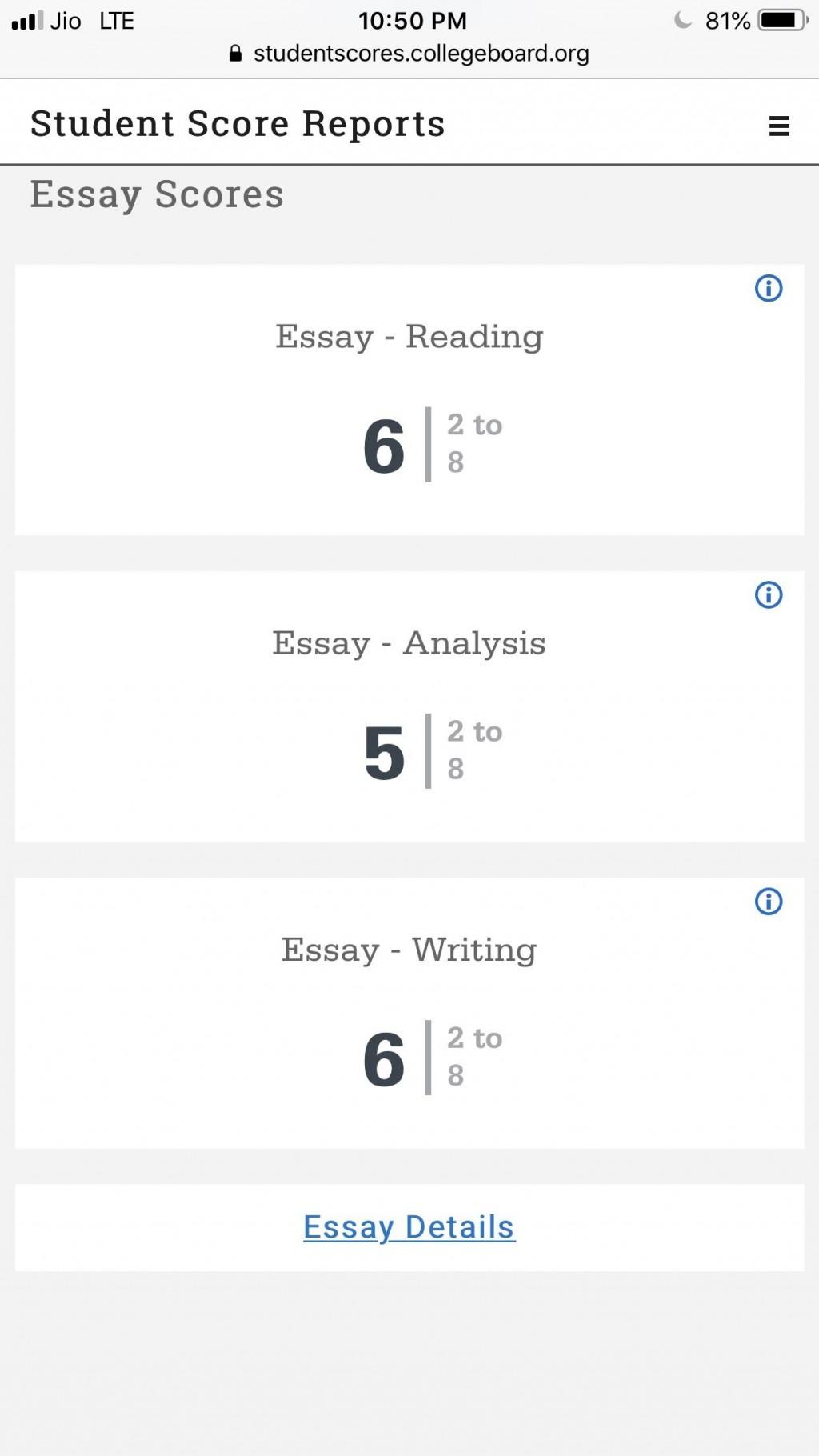 021 Cn8fw5hngv421 Essay Score Exceptional Act Percentiles Sat 4 Pearson Scorer Free Large