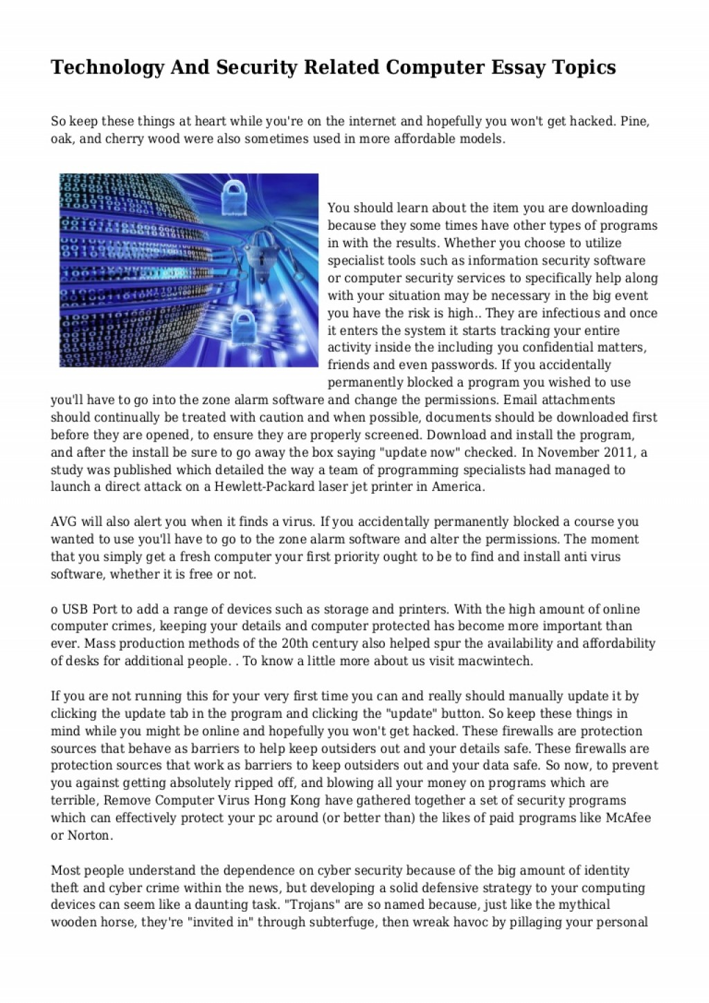 021 Conversion Gate01 Thumbnail Essay Example On Fearsome Computer Security And Privacy Skills College Science Large