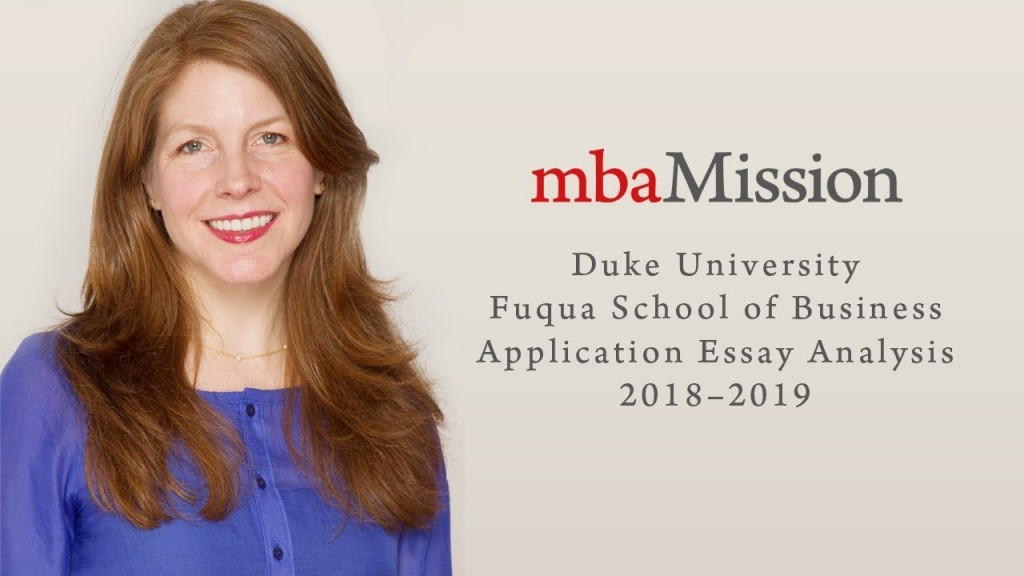 021 Duke Mba Essays Essay Example Archaicawful Analysis Examples Large