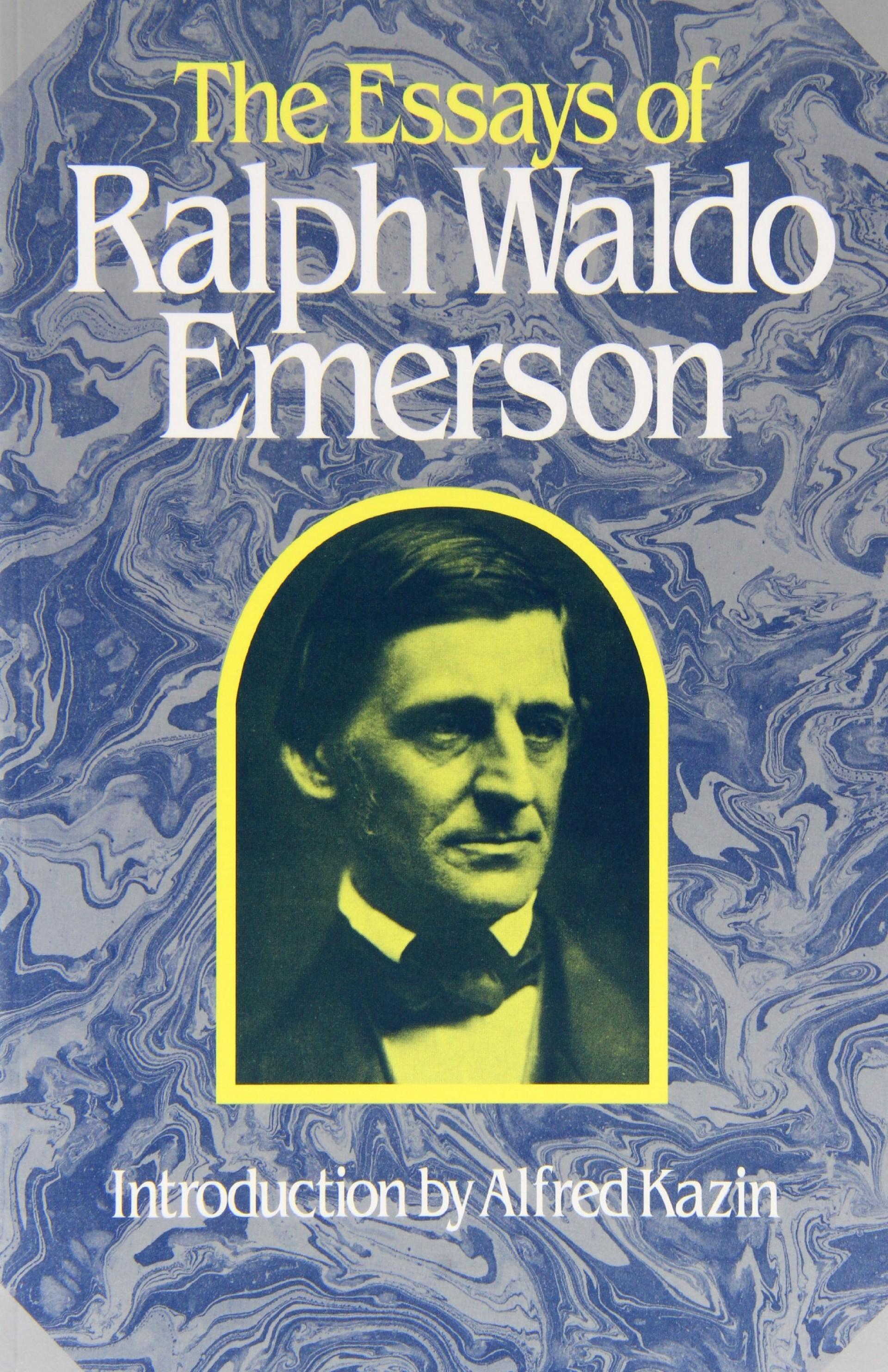 021 Essay Example 91blpvu4wrl Self Reliance And Other Formidable Essays Ralph Waldo Emerson Pdf Ekşi 1920
