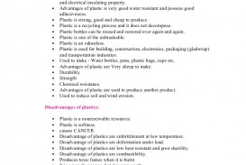 021 Essay Example Advantagesanddisadvantagesofplastic Phpapp01 Thumbnail About Modern Wonderful Technology Pros And Cons In Everyday Life 2050