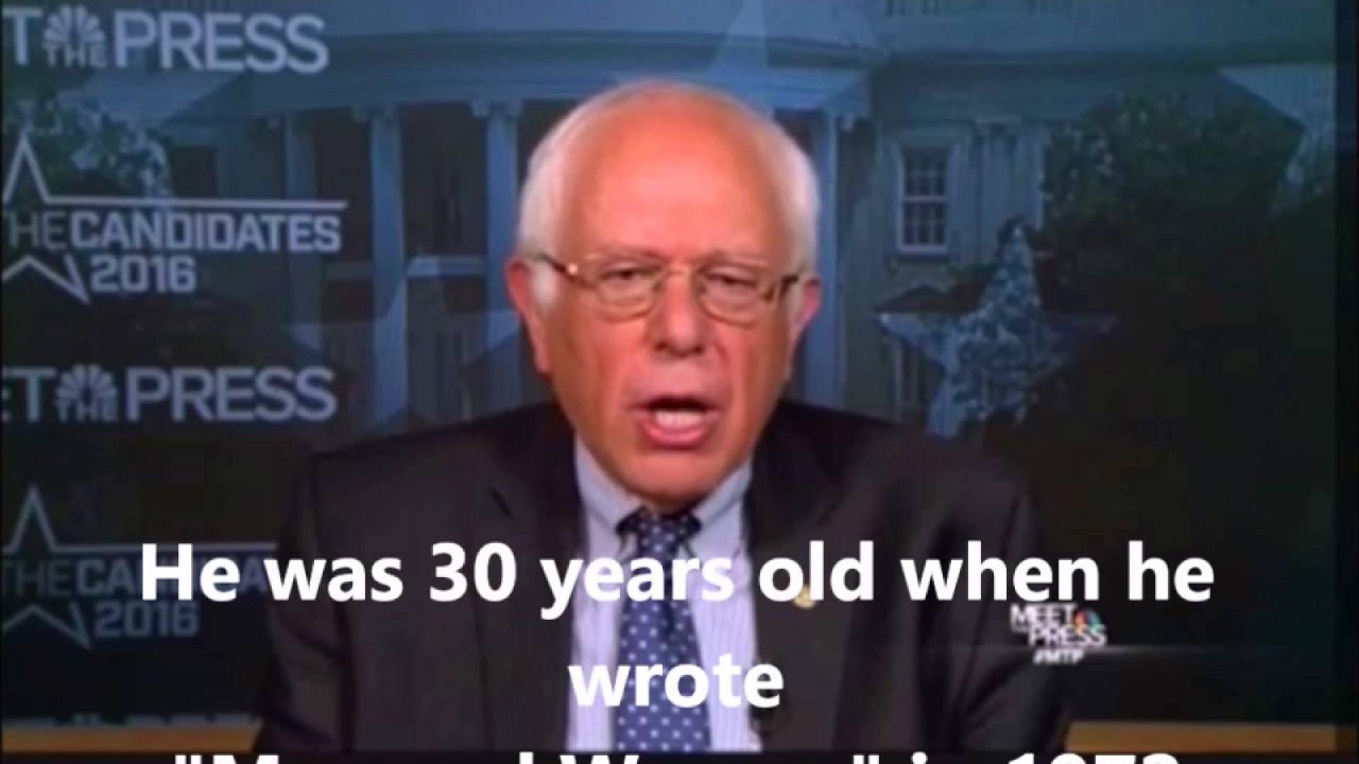 021 Essay Example Bernie Sanders Rape Phenomenal 1920