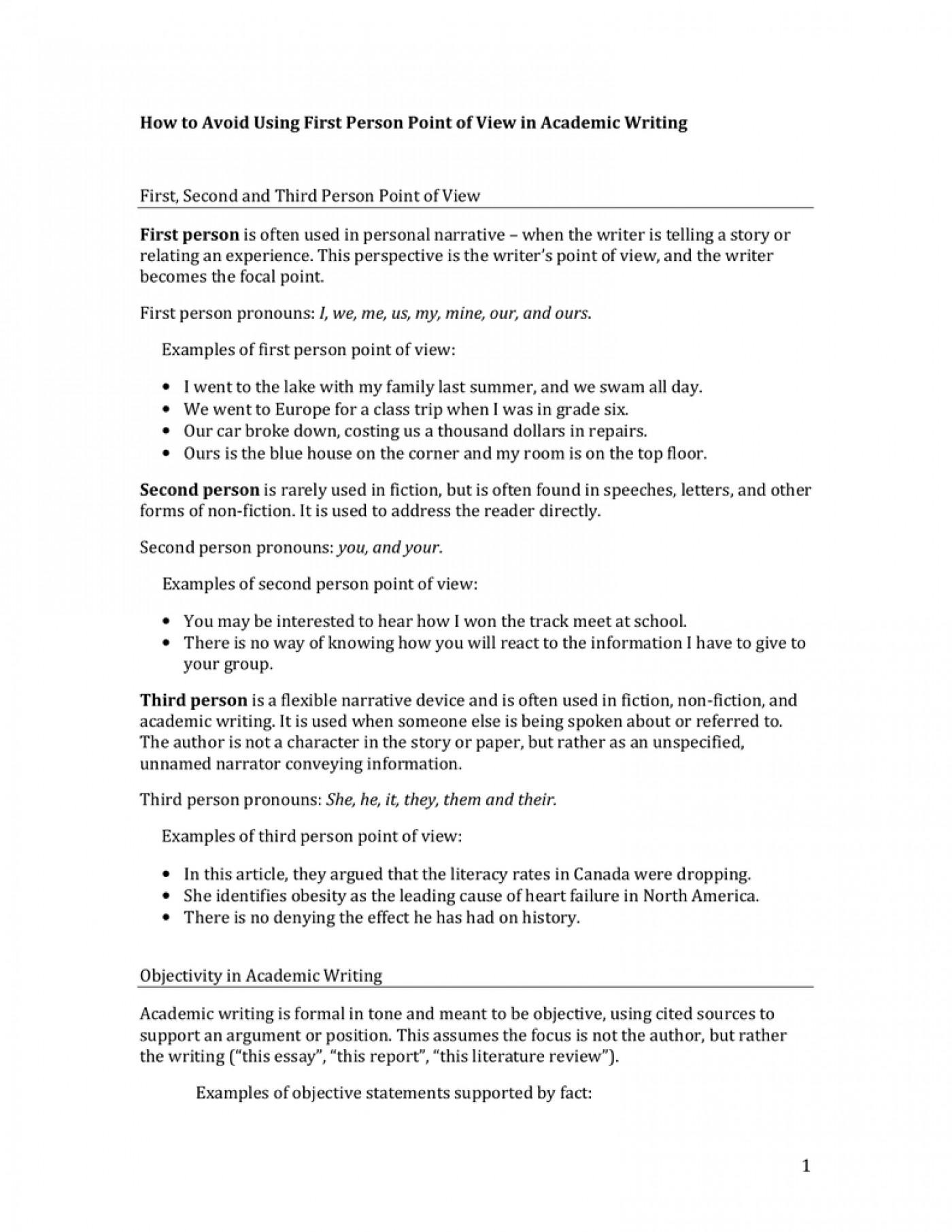 High school report writing template