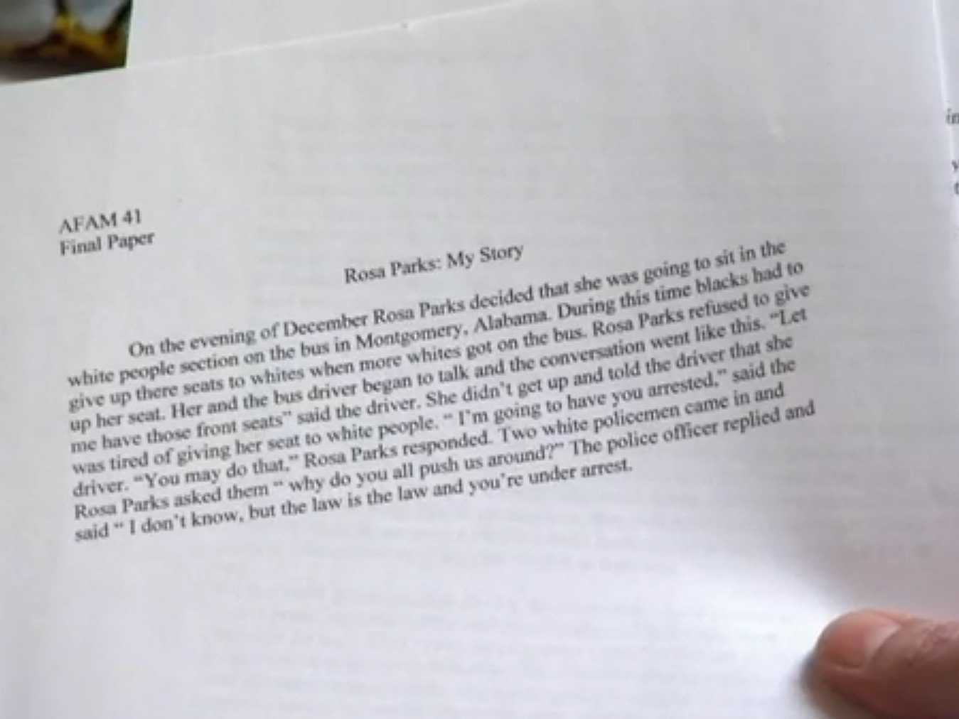021 Essay Example One Paragraph Topics This Ridiculous By Unc Athlete Got An Minus Magnificent