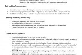 021 Essay Example Tips On Writing Narrative Great Essays At Introduction How To Do Www Vikingsna Org For Examples Good Format Start Unbelievable Outline Literacy Body Conclusion