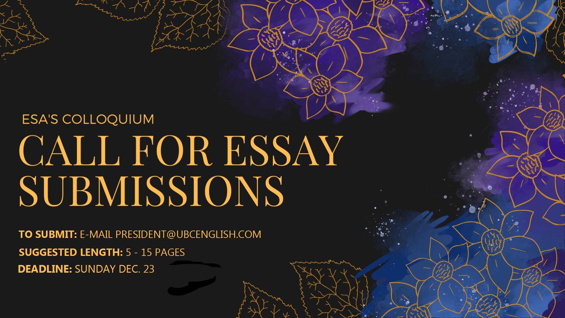 021 Essay Submissions Colloquium Final V3fit19202c1080 Impressive Buzzfeed Personal Ireland 2018 1920