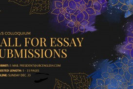 021 Essay Submissions Colloquium Final V3fit19202c1080 Impressive Buzzfeed Personal Ireland 2018