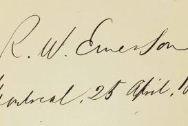 021 Essays First Series 2014 Nyr 02861 0225 000emerson Ralph Waldo Boston James Munroe 1850 Essay Stunning Emerson Pdf Shelburne Publisher