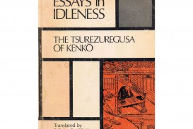 021 Essays In Idleness Essay Example  Uy2573 Ss2573 Magnificent Summary The Tsurezuregusa Of Kenkō