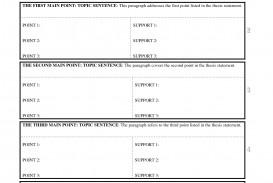 021 Five Paragraph Essay Graphic Organizer Example Wonderful 5 Middle School Pdf Organizer-hamburger