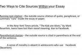 021 How To Cite Sources In Essay Cover Sheet Example Mla Resume Maker References Sl Apa Write Citation Bibliography Secondary Awful An A Paper With Two First Authors From Website Evidence Examples