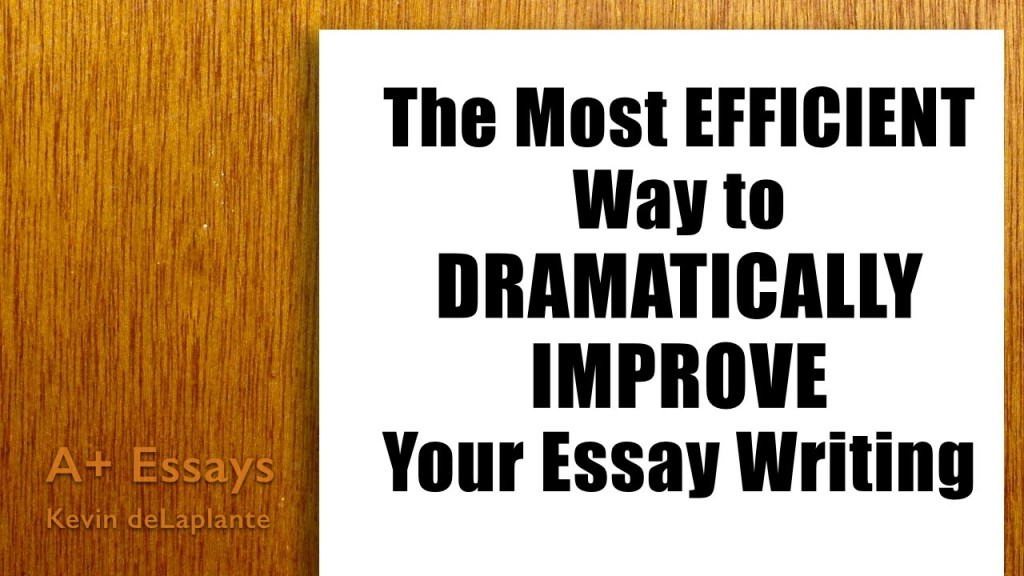 021 How To Write An Essay Fast Maxresdefault Fascinating Academic English In Exam Large