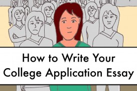 021 How To Write College Application Essay Example Exceptional A Outline About Yourself Examples