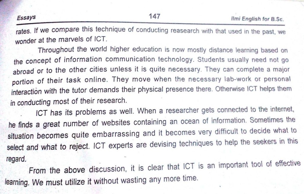 021 Informationandcommunicationtechonologyict28329 Short Example Of Informative Stirring Essay About Love Pdf Large