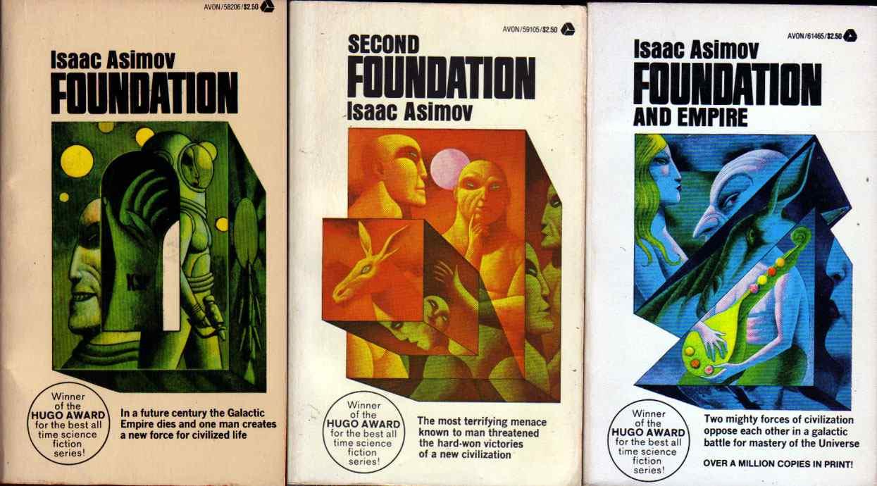 021 Isaac Asimov Essays Foundationtrilogypb Essay Awful On Creativity Intelligence Full