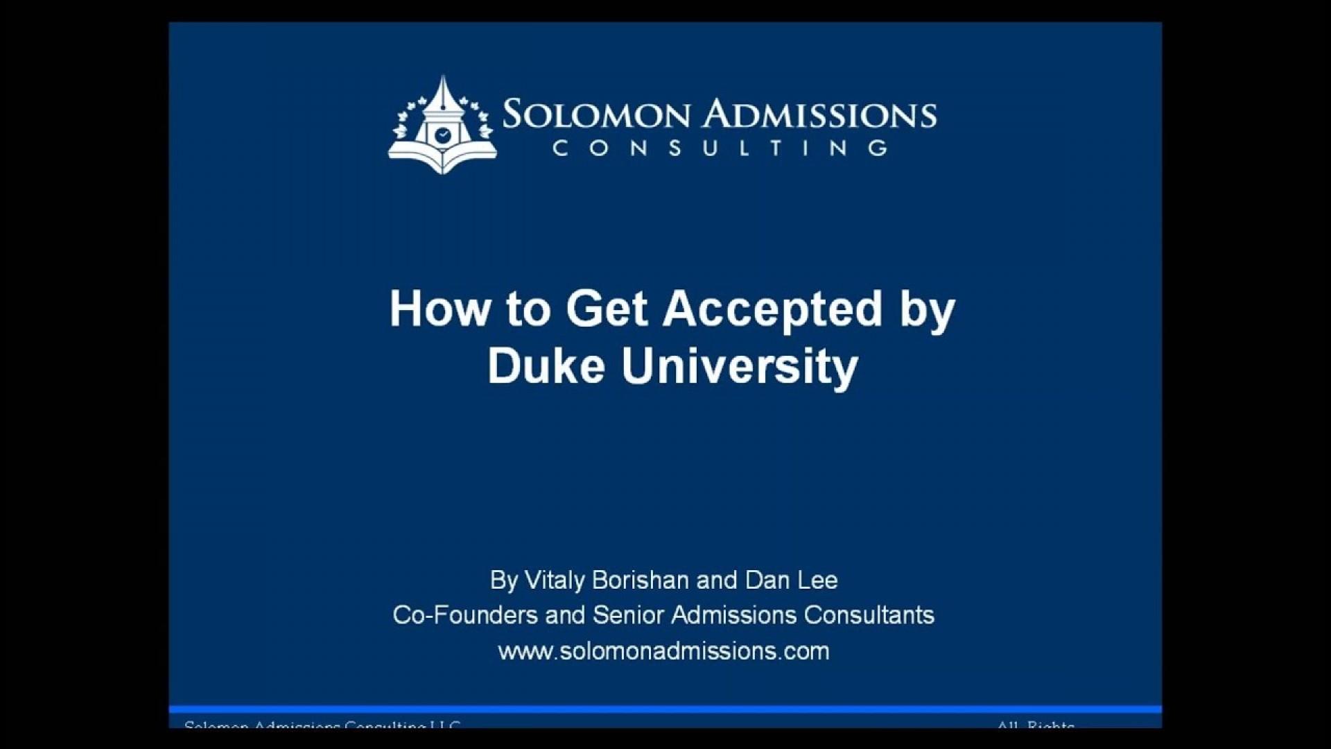 021 Maxresdefault Essay Example Duke Fearsome Supplement Collegevine Supplemental Reddit 1920