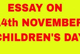 021 Maxresdefault Essay On Children Rare Children's Day In Kannada Telugu