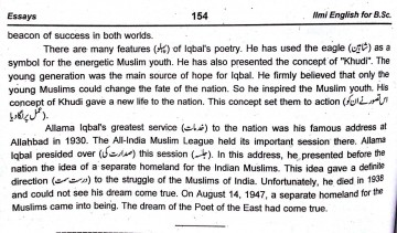 021 Our2bnational2bpoet2b252822529 Essay Example Urdu Allama Dreaded Iqbal On In For Class 10 With Poetry Ka Shaheen Headings And 360