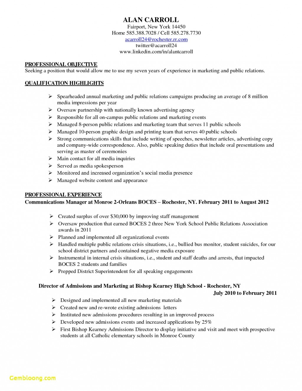 021 Public Relations Resume Templates John Proctor Character Analysis Essay An Paper Of Wondrous Introduction Example For Nhs Writing Prompts Large